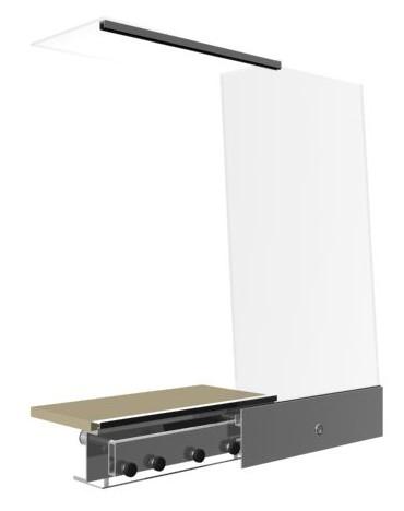 Free-standing display cases | Glasbau Hahn on